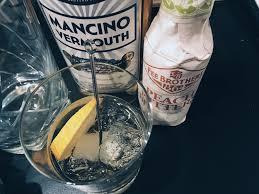 vesper martini racing mancino bianco vermouth bianco u0026 bitters drink recipe roberts