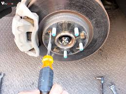 tools you need to change brake pads and rotors