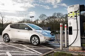 nissan leaf uk review strong uk car market growth spurred on by alternatively fuelled