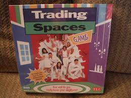 trading spaces new sealed trading spaces tlc board game hasbro what u0027s it worth