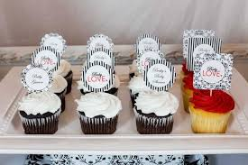 black and white boy baby shower ideas spaceships and laser beams