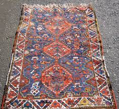 Dylan Rug Old Shiraz Rug 101cm X 154cm Circa 1920 30 Good Colours With