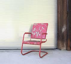 Retro Metal Patio Chairs 171 Best Metal Lawn Chairs Images On Pinterest Metal Lawn Chairs