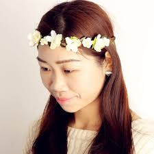 forehead headband aliexpress buy bohemian style women handmade flower hairband
