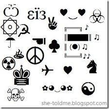 the 25 best copy paste symbols ideas on pinterest