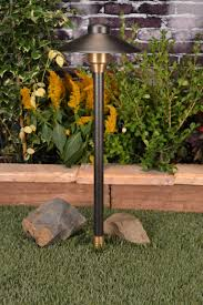 Outdoor Walkway Lights by Centaurus 8 By Unique Lighting Systems 12 Volt Brass Path Light