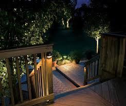 outdoor step lighting for deck u2014 all home design ideas