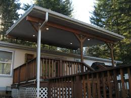 Roof Patio by Metal Patio Cover Kits Home Design Ideas And Pictures