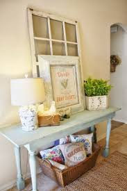 cozy and simple farmhouse entryway decor ideas 9 digsdigs