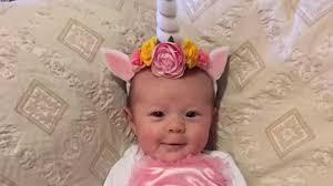 headbands for halloween baby unicorn halloween costume youtube