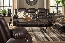 washington chocolate reclining sofa vacherie chocolate reclining sofa from ashley coleman furniture