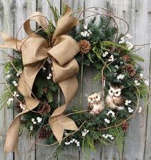 burlap christmas wreath most beautiful christmas wreaths all about christmas