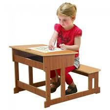 bureau bébé bois bureau enfant bois home deco