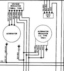 toyota car alternator wiring diagram wiring diagram and