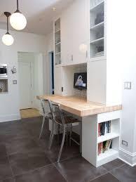 kitchen desk furniture kitchen office houzz