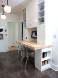 Small Desk For Kitchen Kitchen Office Houzz