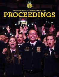 proceedings 2014 by national ffa organization issuu