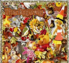 disney thanksgiving day animated gifs gifmania