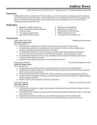 whelan security officer sample resume whelan security officer