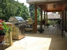 Covered Porch Design Do You Want A Covered Deck And An Open Air Grilling Spot If So