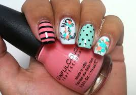 nails by celine anchor nail art part ii