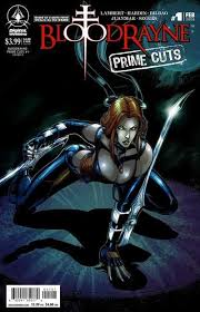 bloodrayne prime cuts 1 prey lewd secondhand kommando issue