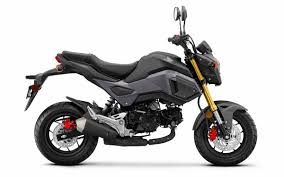 detailed 2017 honda grom 125 review of specs u0026 changes