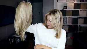 utube bump hair in a bob review jessica simpsons hair do extensions video youtube
