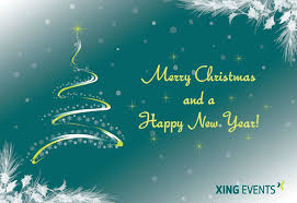 xing events wishes you a merry and a happy new year