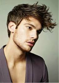 messy hairstyles for men thick hair mens hairstyles and haircuts