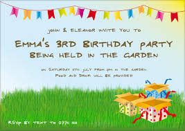 child birthday party invitations cards wishes greeting card wonderful kid birthday party invitations theruntime