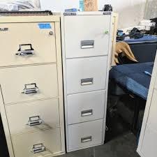 Four Drawer Vertical File Cabinet by Schwab 2500 U2013 Trident Vertical 4 Drawer Fireproof File Cabinet