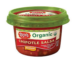 chipotle chilequiles rojos salsa