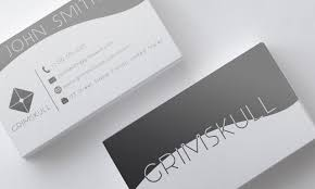 black and white business card template by nik1010 on deviantart
