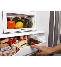 Kitchenaid Counter Depth French Door Refrigerator Stainless Steel - residential refrigerator freezer american stainless steel