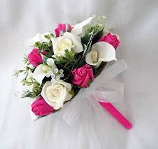 silk wedding flowers wedding flowers artificial wedding flowers bouquets uk pertaining