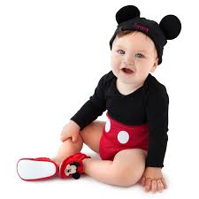 mickey mouse toddler costume mickey mouse costume bodysuit cap disney baby stuff to try