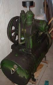 i bought a very old air compressor thoughts the 1947 present