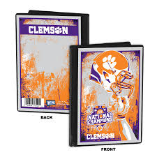 Photo Albums 5x7 Clemson Tigers 2016 Football National Champions 5x7 Photo Ticket Frame