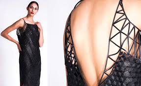 this designer 3d printed an entire fashion collection from home