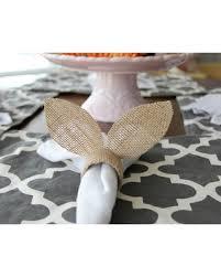easter napkin rings amazing deal on easter bunny napkin rings bunny napkin holders