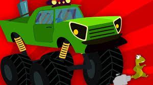 monster trucks videos on youtube the wheels on the monster truck monster truck stunts nursery
