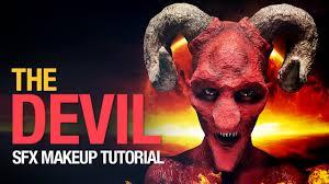 halloween makeup ideas devil devil halloween makeup tutorial youtube