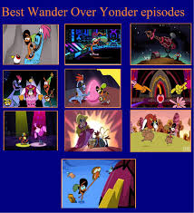 Wander Over Yonder Meme - top wander over yonder list by detective88 on deviantart