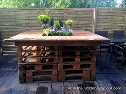 Pallets Garden Ideas Ewa In The Garden Pallet Garden Ideas Stunning Lil Garden