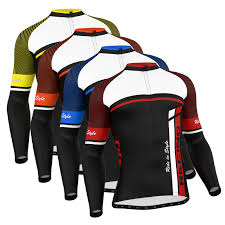 mens thermal cycling jacket fdx mens cycling jersey long sleeve winter thermal cold wear