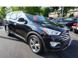 used 2013 hyundai santa fe limited used 2013 hyundai santa fe suv becketts black for sale in sussex