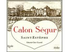 château calon ségur grand cru château calon ségur 3ème grand cru classé 2005 bottle 75cl