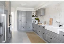 ikea bodbyn grey kitchen cabinets open house overhaul galleries and articles hgtv ca