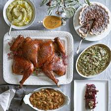 instyle the thanksgiving turkey awaits with a